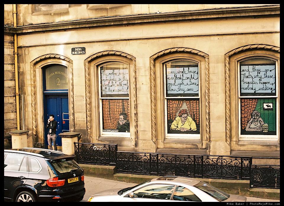 Fare Thee Well, Edinburgh (4/6)