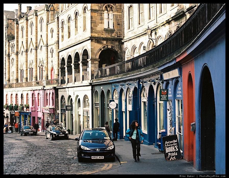 Fare Thee Well, Edinburgh (3/6)