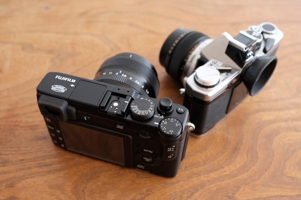 Fujifilm X-E1 first impressions (2/2)