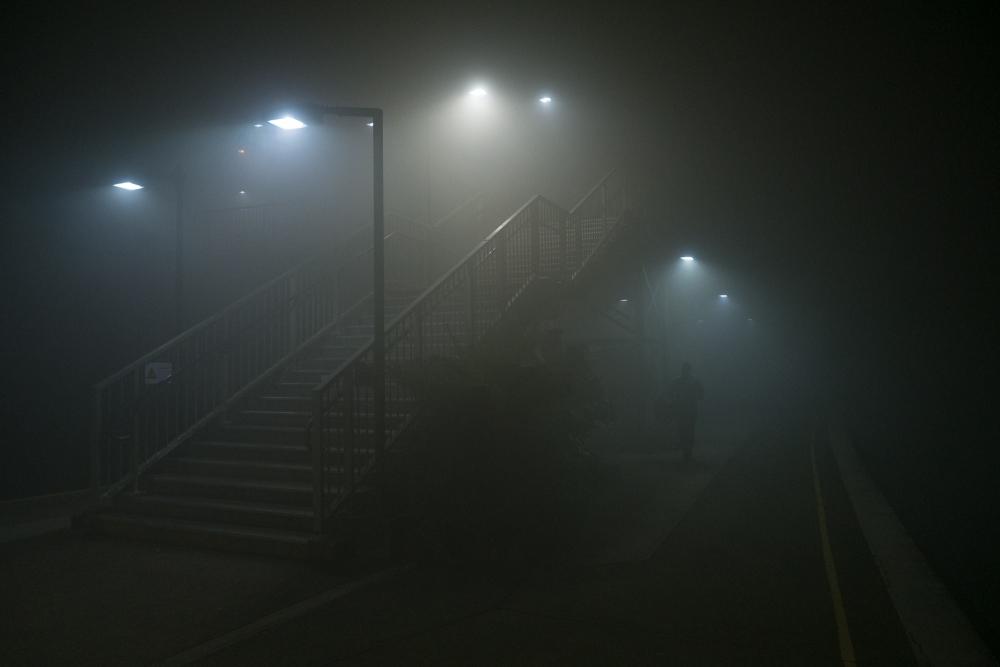 Morning Smoke (3/5)