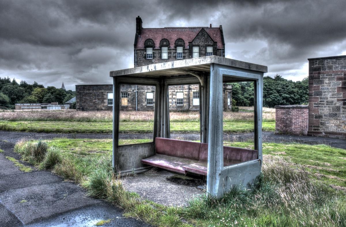 Weekly Photo Challenge:Abandoned