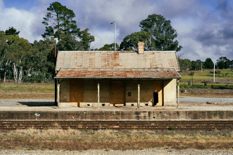 Ben Bullen TrainStation